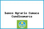 <i>banco Agrario Cumaca Cundinamarca</i>