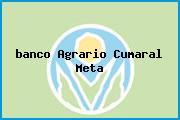 <i>banco Agrario Cumaral Meta</i>