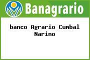 <i>banco Agrario Cumbal Narino</i>
