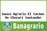 <i>banco Agrario El Carmen De Chucuri Santander</i>