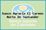 <i>banco Agrario El Carmen Norte De Santander</i>