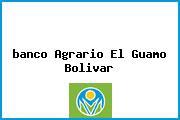 <i>banco Agrario El Guamo Bolivar</i>