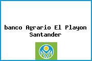 <i>banco Agrario El Playon Santander</i>