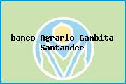 <i>banco Agrario Gambita Santander</i>