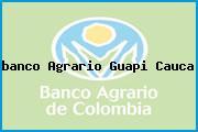 <i>banco Agrario Guapi Cauca</i>