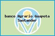 <i>banco Agrario Guapota Santander</i>