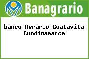 <i>banco Agrario Guatavita Cundinamarca</i>