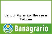 <i>banco Agrario Herrera Tolima</i>