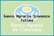 <i>banco Agrario Icononzo Tolima</i>