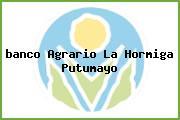 <i>banco Agrario La Hormiga Putumayo</i>