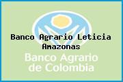 <i>banco Agrario Leticia Amazonas</i>