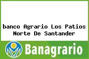 <i>banco Agrario Los Patios Norte De Santander</i>