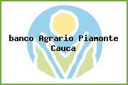 <i>banco Agrario Piamonte Cauca</i>