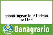 <i>banco Agrario Piedras Tolima</i>