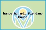 <i>banco Agrario Piendamo Cauca</i>