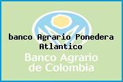 <i>banco Agrario Ponedera Atlantico</i>