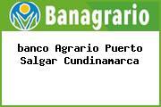 <i>banco Agrario Puerto Salgar Cundinamarca</i>