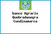 <i>banco Agrario Quebradanegra Cundinamarca</i>