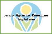 <i>banco Agrario Remolino Magdalena</i>