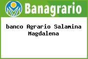 <i>banco Agrario Salamina Magdalena</i>