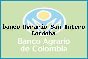<i>banco Agrario San Antero Cordoba</i>