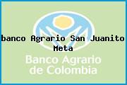 <i>banco Agrario San Juanito Meta</i>