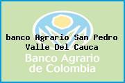 <i>banco Agrario San Pedro Valle Del Cauca</i>