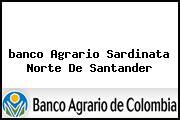 <i>banco Agrario Sardinata Norte De Santander</i>