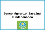 <i>banco Agrario Sasaima Cundinamarca</i>