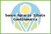 <i>banco Agrario Sibate Cundinamarca</i>