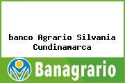 <i>banco Agrario Silvania Cundinamarca</i>