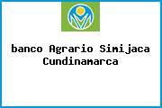 <i>banco Agrario Simijaca Cundinamarca</i>