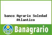 <i>banco Agrario Soledad Atlantico</i>