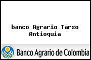 <i>banco Agrario Tarso Antioquia</i>