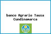 <i>banco Agrario Tausa Cundinamarca</i>