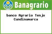 <i>banco Agrario Tenjo Cundinamarca</i>