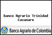 <i>banco Agrario Trinidad Casanare</i>