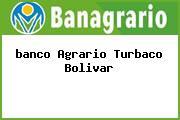 Teléfono y Dirección Banco Agrario, Av Pastrana Est Esso, Turbaco, Bolívar