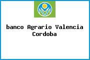 <i>banco Agrario Valencia Cordoba</i>