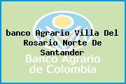 <i>banco Agrario Villa Del Rosario Norte De Santander</i>