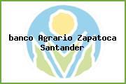 <i>banco Agrario Zapatoca Santander</i>