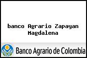 <i>banco Agrario Zapayan Magdalena</i>
