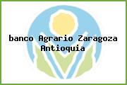 <i>banco Agrario Zaragoza Antioquia</i>