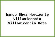 <i>banco Bbva Horizonte Villavicencio Villavicencio Meta</i>