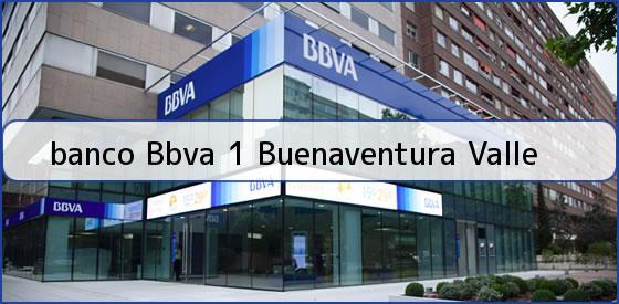 <b>banco Bbva 1 Buenaventura Valle</b>