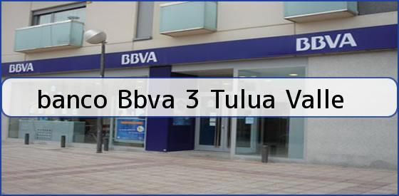 Bbva oficina tulua banco bbva tulua valle tel fono y for Telefono oficina bbva