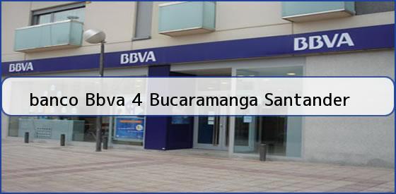 <b>banco Bbva 4 Bucaramanga Santander</b>