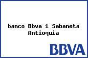 Teléfono y Dirección Banco Bbva, 1, Sabaneta, Antioquia