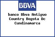 <i>banco Bbva Antiguo Country Bogota Dc Cundinamarca</i>