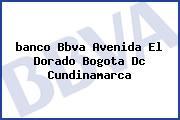 <i>banco Bbva Avenida El Dorado Bogota Dc Cundinamarca</i>